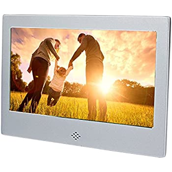 Amazon.com: 7 Inch Digital Photo Frame Electronic Picture Frame ...