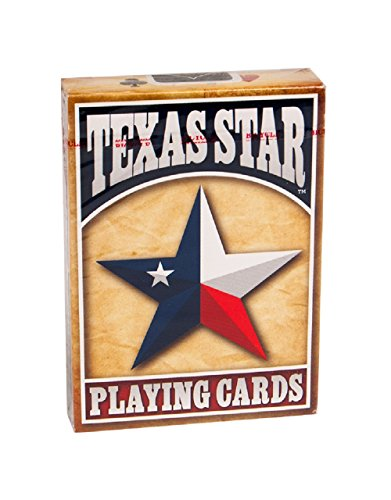 Bicycle Texas Star Deck Texas Star Playing - Bike Gift Card Performance