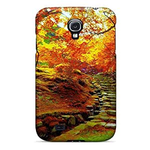 High-quality Durable Protection Case For Galaxy S4(park Stairway)