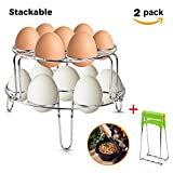 best seller today [Upgrade]Steamer Rack for Instant...