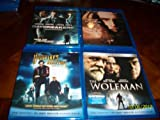 Daybreakers, Interview With A Vampire, The Vampires Assistant, The Wolfman