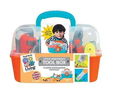 Small World Living Toys Little Handymans Tool Box from Small World Toys