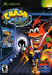 amazon com crash bandicoot wrath of cortex xbox artist not