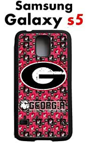 University of Georgia NCAA Georgia Bulldogs Samsung Galaxy s5 Case Hard Silicone Case by mcsharks