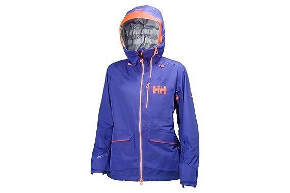 02695720b9 Amazon.com  Helly Hansen Women s Aurora Shell Ski Jacket (Large ...