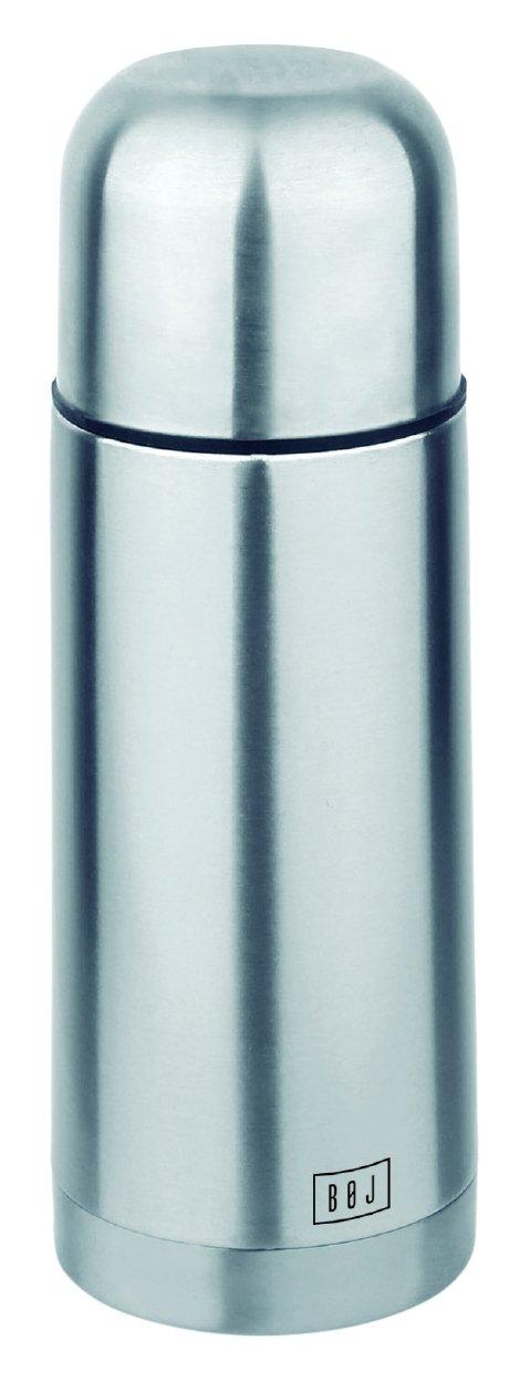 Boj Olaneta 01220304 Thermo Flask, 350 Ml, Stainless Steel, Silver