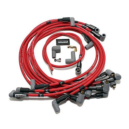 Moroso 73685 Spark Plug Wire Set (Wire Moroso)