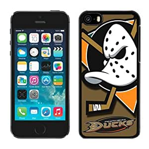Iphone 5c Case NHL Anaheim Ducks 1 Free Shipping by mcsharks