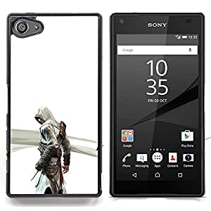 SKCASE Center / Funda Carcasa protectora - Asesinos Creeed;;;;;;;; - Sony Xperia Z5 Compact Z5 Mini (Not for Normal Z5)