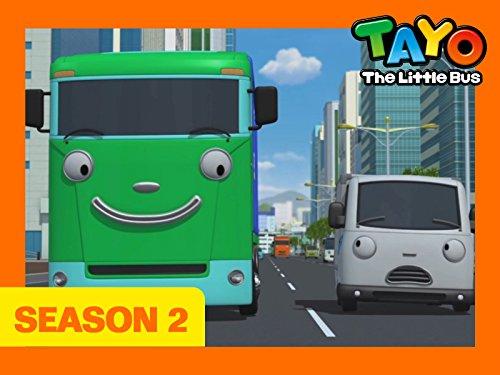 Season 2 - I'll help you, Big (Big Bus)