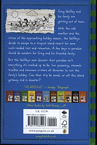 Diary Of A Wimpy Kid The Getaway Book 12 Hardcover Nov 07 2017 Jeff Kinney Kinney Jeff 9780141385297 Amazon Com Books