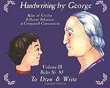 Handwriting by George, Cynthia Shearer and George Washington, 1882514386