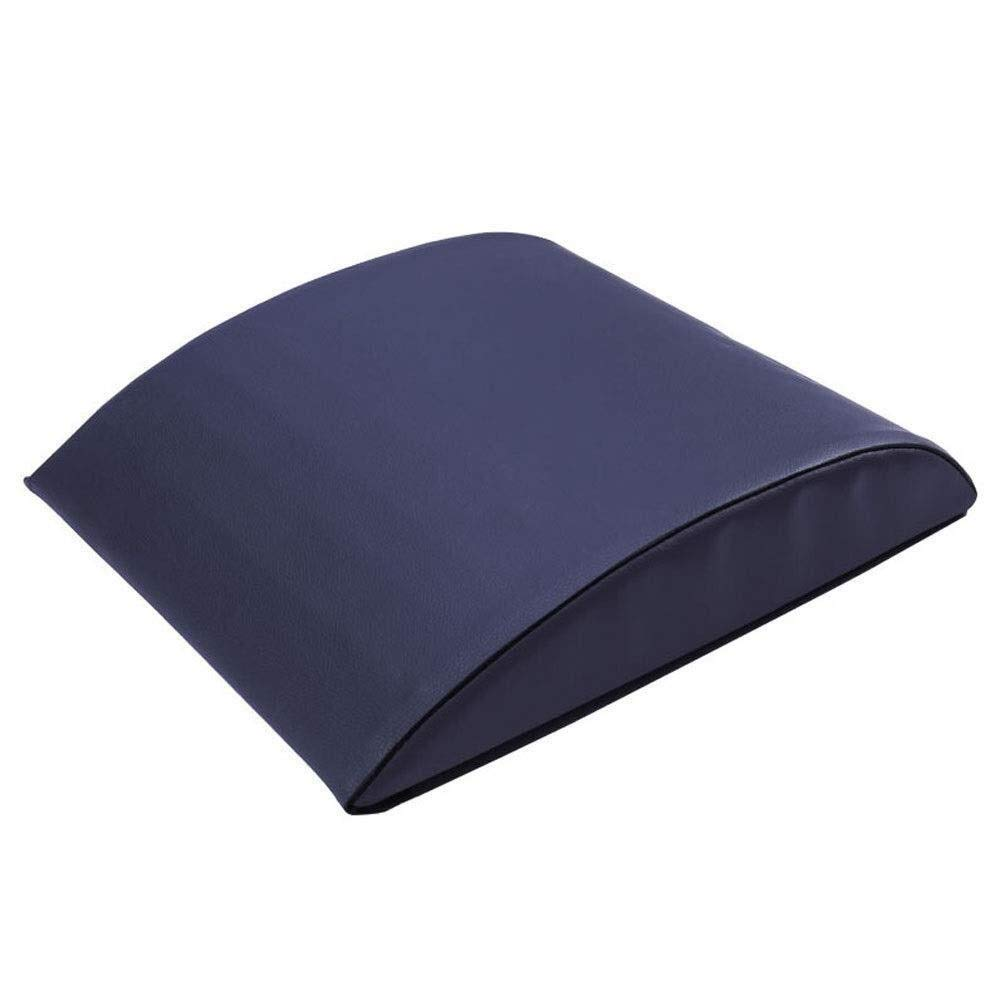 Tbagem-Yjr Sit-Up Support Pad Abdominal Mat, Muscle Trainer Waist Fitness Yoga Body Stretching