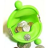 1 X Bagi Silicone Coin Purse - Green
