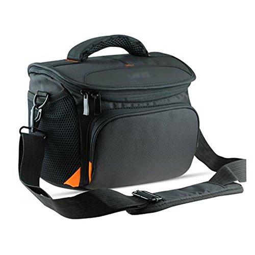 カメラケースパッケージ マイクロシングル/SLR ソニー キヤノン ニコン カメラパッケージ シングルショルダー 写真 斜めクロス ポータブル SLR パック 6000 A7R アウトドア 旅行 写真 B07HQBV435