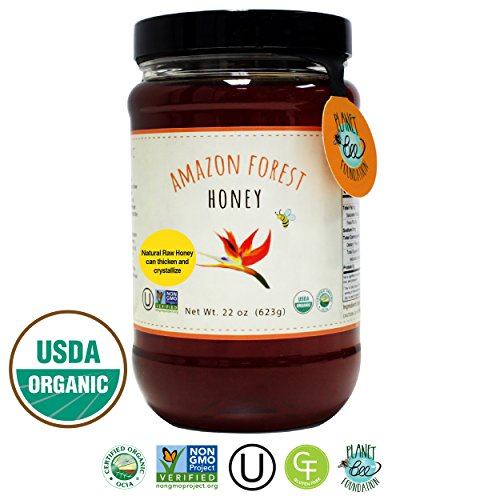 GREENBOW Organic Amazon Forest Honey product image