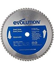 Evolution Power Tools 14BLADEST Steel Cutting Saw Blade, 14-Inch x 66-Tooth