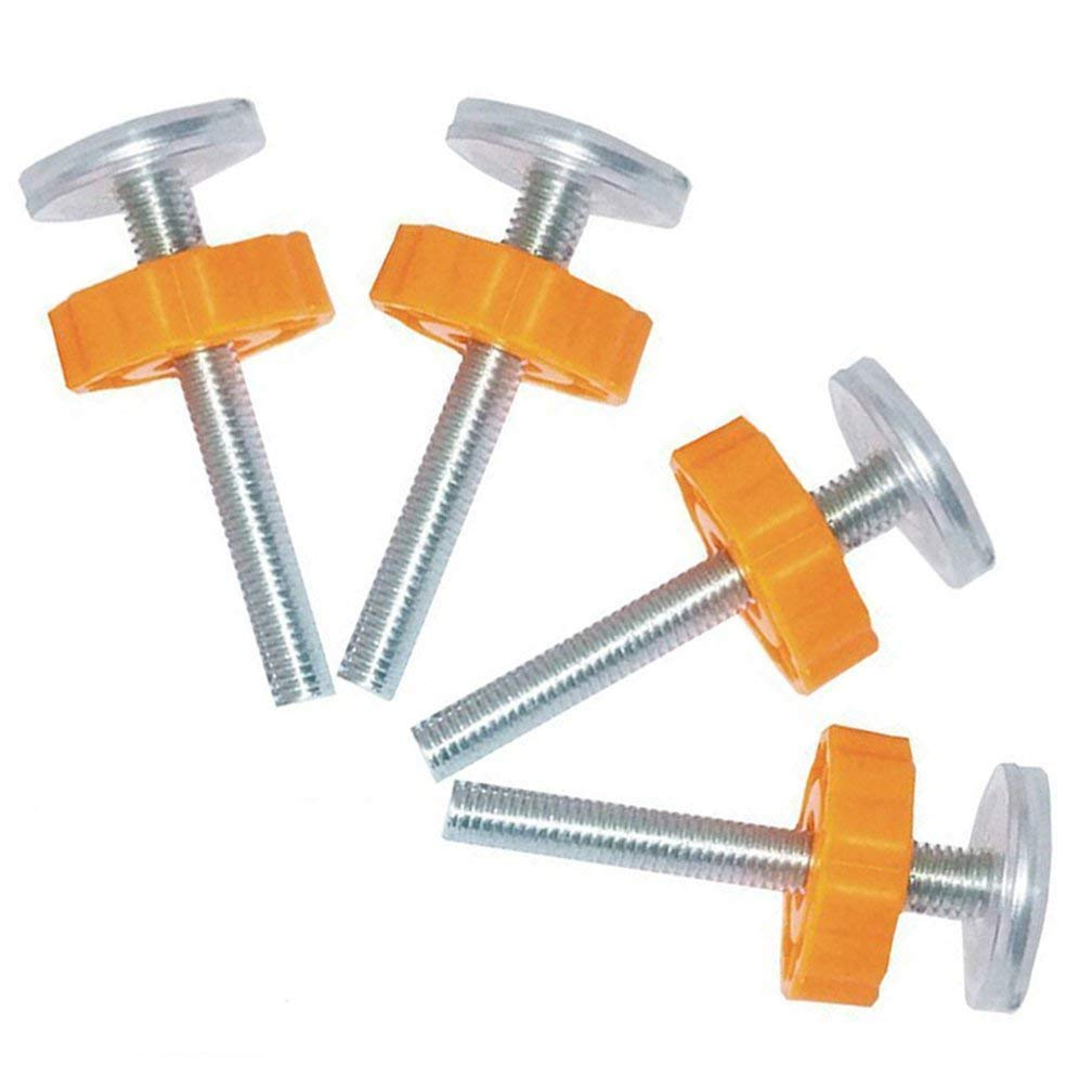 4x Pressure Fit Baby Safety Stairs Gate Screws Bolts Spanner Fixings Spare Parts