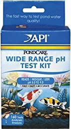 API Pondcare Wide Range PH Test Kit