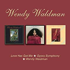 Singer-songwriter Waldman's albums for Warner Bros, dating from 1973, 1974 and 1975