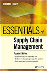 Essentials of Supply Chain Management (Essentials Series) Kindle Edition