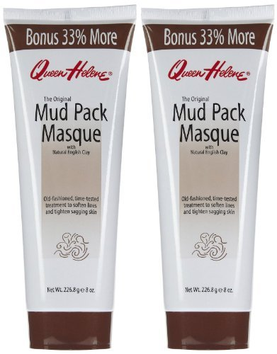 queen-helene-face-masque-mud-ct-8-oz-2-pk
