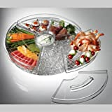 #6: Prodyne AB-5-L Appetizers-On-Ice with Lids
