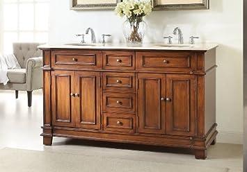 70 Quot Benton Collection Simplicity Is The Key Double Sinks Sanford Bathroom Vanity Model