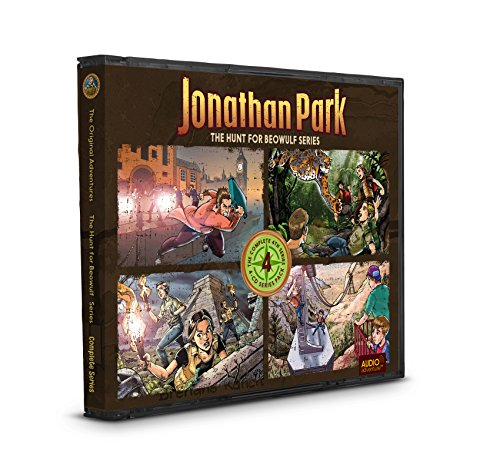 Jonathan Park: The Hunt for Beowulf - Series 4