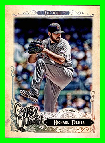 2017 Topps Gypsy Queen #25 Michael Fulmer DETROIT TIGERS