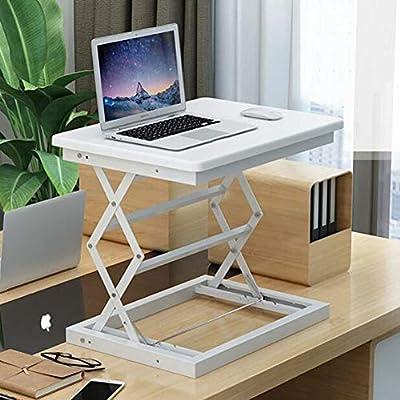 XUERUI Mesas Mesas Altura Ajustable En Pie Computadora Escritorio ...