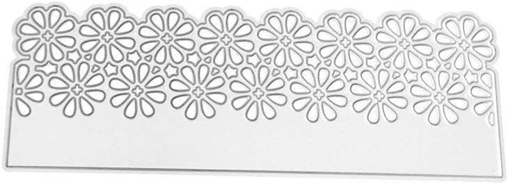Jinjin Cutting Dies Handmade DIY Stencils Template Embossing for Card Scrapbooking Craft Cutting Dies Suitable for Making Beautiful Greeting Cards Multicolor