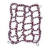 Homyl Hamster Climbing Rope Nets, Hanging Hammock Cage,Small Animal Activity Toy Rats,Chinchillas,Ferrets,Degus Hooks