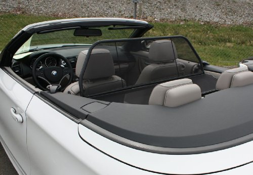 Love The Drive 2008-2012 BMW 1 Series E88 Convertible Wind Deflector