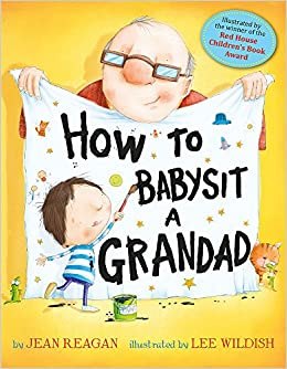 Book How to Babysit a Grandad