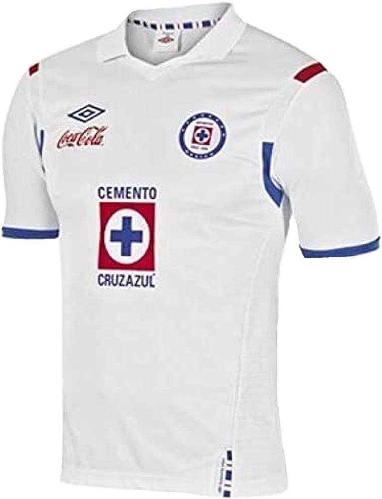 Umbro Cruz Azul Away - Camiseta de Manga Corta ...