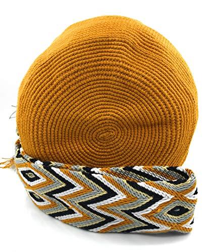 fois pour les la hommes COLOMBIAN Los colombiens et à à Volcanes à STYLE main dos Sacs femmes Wayuu les Handmade Sac TTOwqF