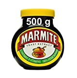 Marmite Yeast Extract, 17.6-Ounce Jumbo Bottle (Pack of 2)