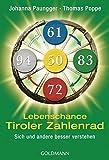 Lebenschance Tiroler Zahlenrad -  -: Sich und andere besser verstehen -