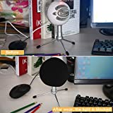 Tatuo Microphone Windscreen Cover Compatible with