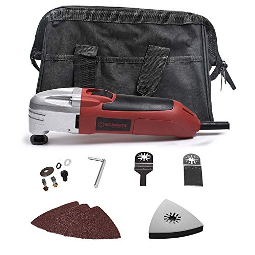 Multi-purpose tool kit with saw blade is great