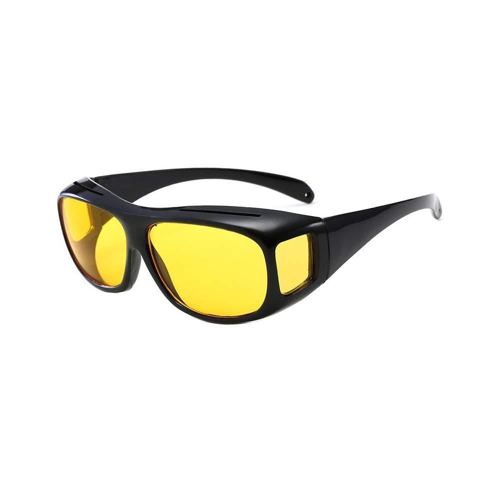 HD Night Vision Glasses Drivers Goggles Polarized Sunglasses Driving Glasses