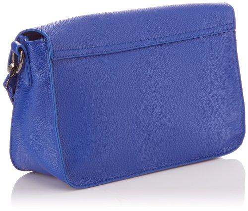 Le Temps des Cerises Swing 7 - Bolso bandolera Mujer Azul - Bleu (Bleu 4210)