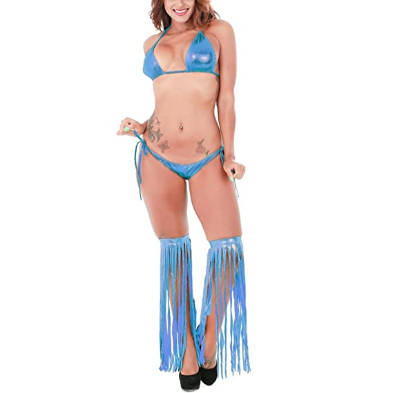 lencería Sexy, lencería Mujer, lencería Vintage, 1 Set Mujeres lencería Sexy Bikini Dancewear Clubwear Anillo de Pierna Flecha (Busto: 58-88cm   Cintura: ...