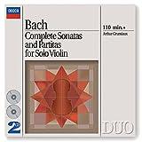 Bach, J.S.: Complete Sonatas & Partitas for Solo Violin (2 CDs)