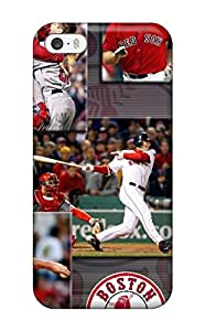 Hot boston red sox MLB Sports & Colleges best iPhone 5/5s cases 3509748K799239617