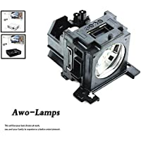 AWODT00751 Premium Replacement Bulb/Lamp with Housing for HITACHI CP-X260 CP-X265 CP-X267 CP-X268 CP-X268A PJ-658 Projectors