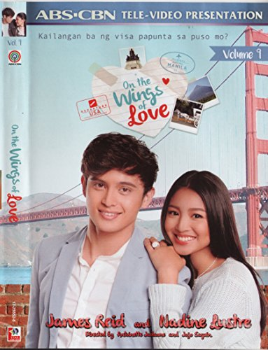 On the Wings of Love Vol 9 Filipino Dvd