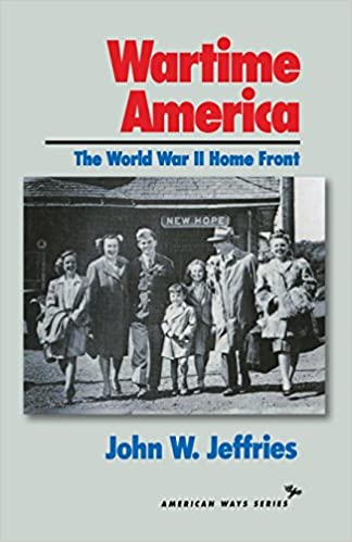 World War II U.S. Homefront. A History Perspectives Book