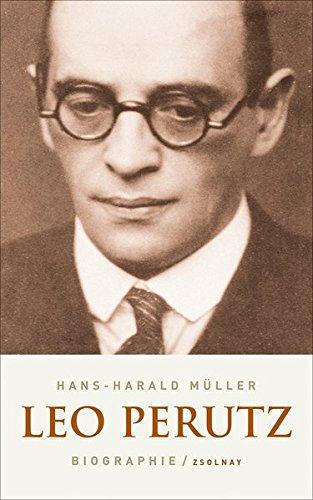 Leo Perutz  Biographie